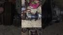 Стыковка насоса НШ и электромагнитная муфта кондиционера. Часть 2