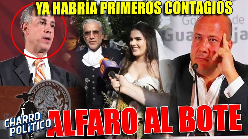 ¡YA HABRÍA PRIMEROS CONTAGIOS POR FIESTA DEL POTRILLO!GATELLO TIENE ALFARO PARA METERLO AL BOTE