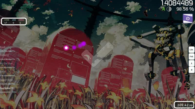 GunSpike77 | Traktion - The Near Distant Future [Lapse] DT 799x