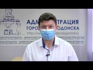 """Стало известно из каких районов привезли пациентов в ковидный госпиталь Волгодонска в """"рекордный день"""""""