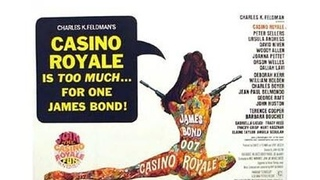 CASINO ROYAL (1967) de J Huston, K Hughes, V Guest con Peter Sellers, David Niven, Deborah Kerr, William Holden by Refasi