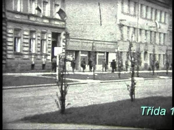 V zrcadle času Kroměříž 1945