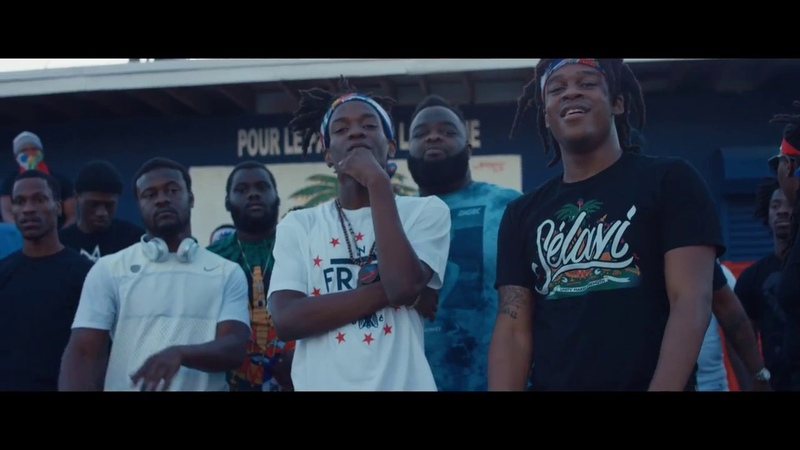 Kiddo Marv Real Haitians Official Music Video