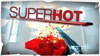ПРОХОДИМ СУПЕР ГОРЯЧЕГО ► SUPERHOT: MIND CONTROL DELETE