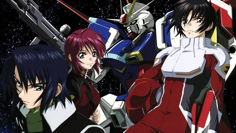 Обзор вселенной Gundam. Часть 8: Gundam SEED