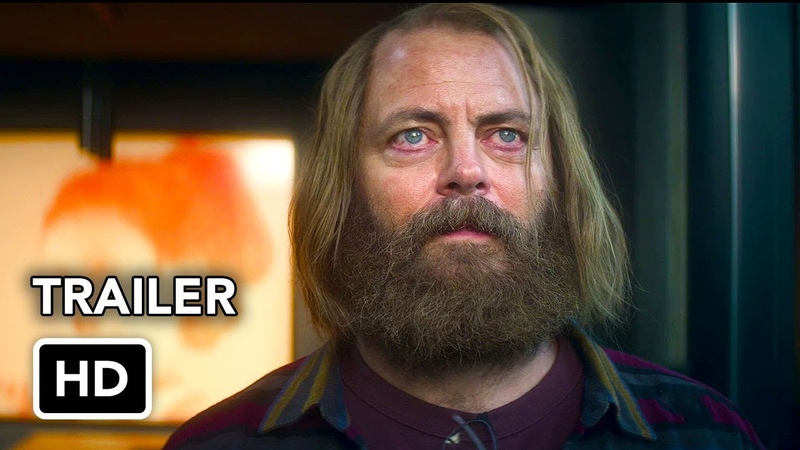 Devs Hulu Trailer HD Nick Offerman Sonoya Mizuno series