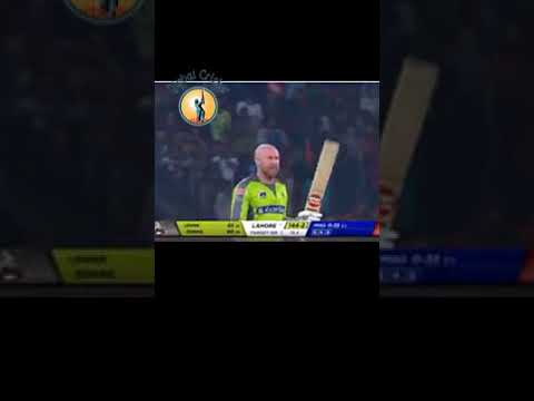 A special knock from Ben Dunk finishes it off in style to Win Lahore Qalandars in PSL5