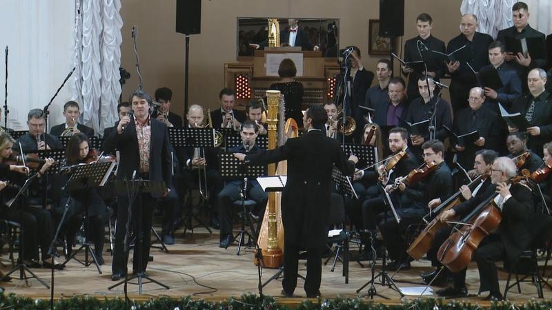 "International Festival of Evangelical Culture Epiphany nights"" in St Petersburg"