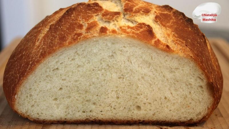Хлеб на КЕФИРЕ ЗА 5 МИНУТ в день Вы будете в шоке насколько это легко Результат ПОТРЯСАЮЩИЙ