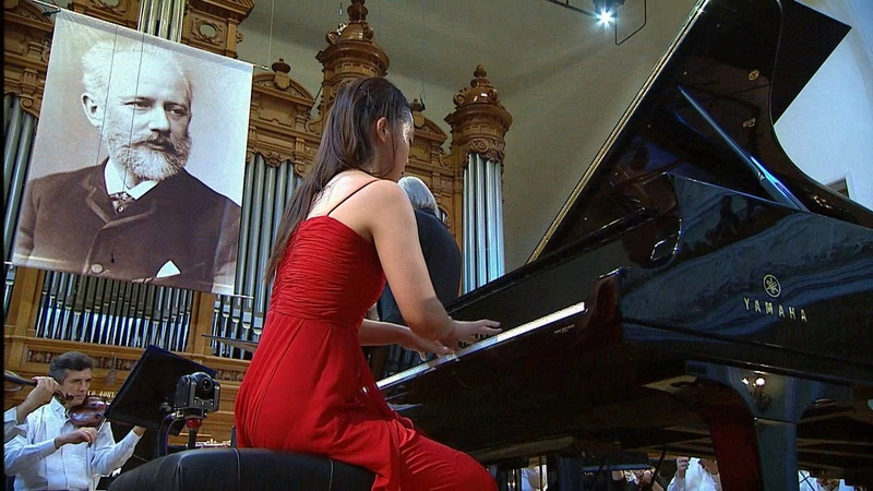 Yeol Eum Son XIV Tchaikovsky Competition Round III Part 2 30 June 2011