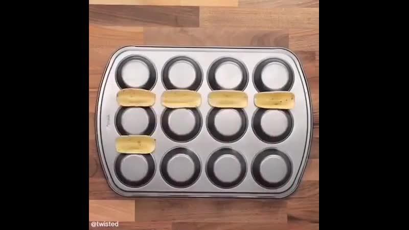 Готовим чипсы