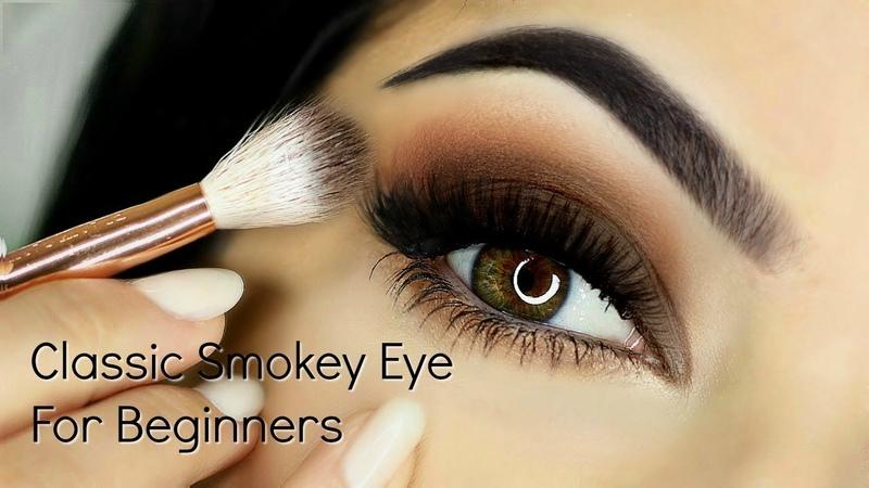 Beginners Smokey Eye Makeup Tutorial Parts of the Eye How To Apply Eyeshadow