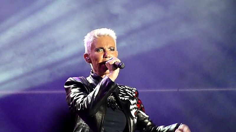 Roxette It Must Have Been Love live @ Budapest 2011