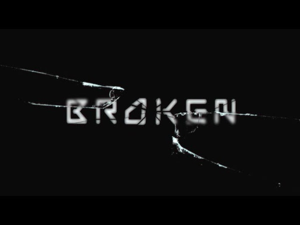 Broken Title Animation in After Effects After Effects Tutorial Black Mirror Inspired
