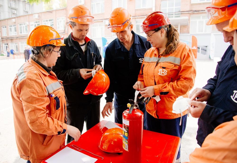 ТКЗ внедряет прогрессивный подход к системе охраны труда