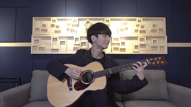 Bee Gees How Deep Is Your Love Sungha Jung