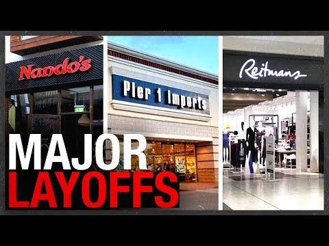 Entry level retail jobs destroyed: Hundreds of stores close shop under Trudeau s shutdown LetUsWork