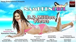 Namkeen Girl   Kamalika Chanda   NEW SONG 2017   HD VIDEO