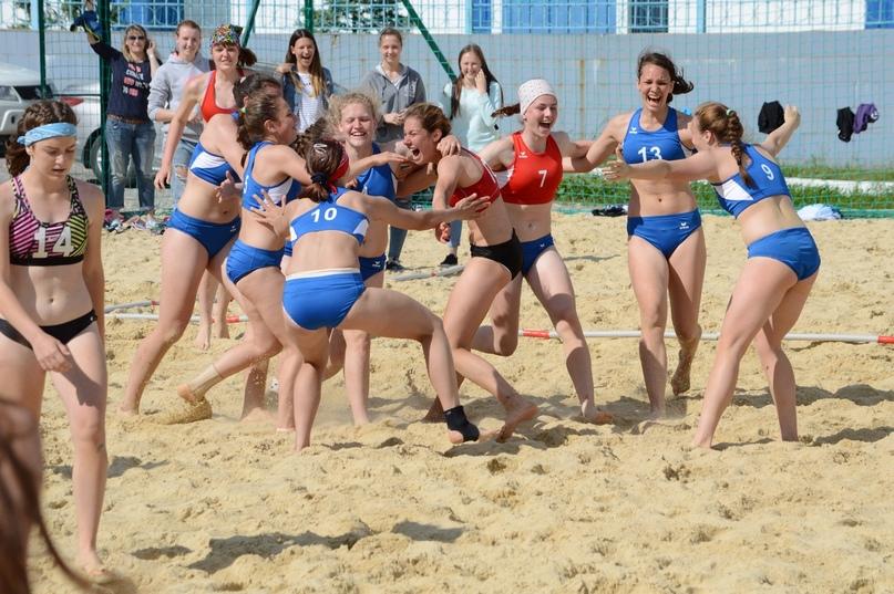 Пляжные мемуары. Как гандбол на песке добрался до Волгограда, изображение №6