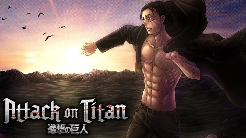 Видео Манга Атака Титанов Глава 110 Притворщик Озвучка Атака Титанов 4 Сезон