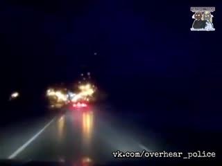 В Хакасии 18-летняя девушка без прав устроила гонки с полицейскими