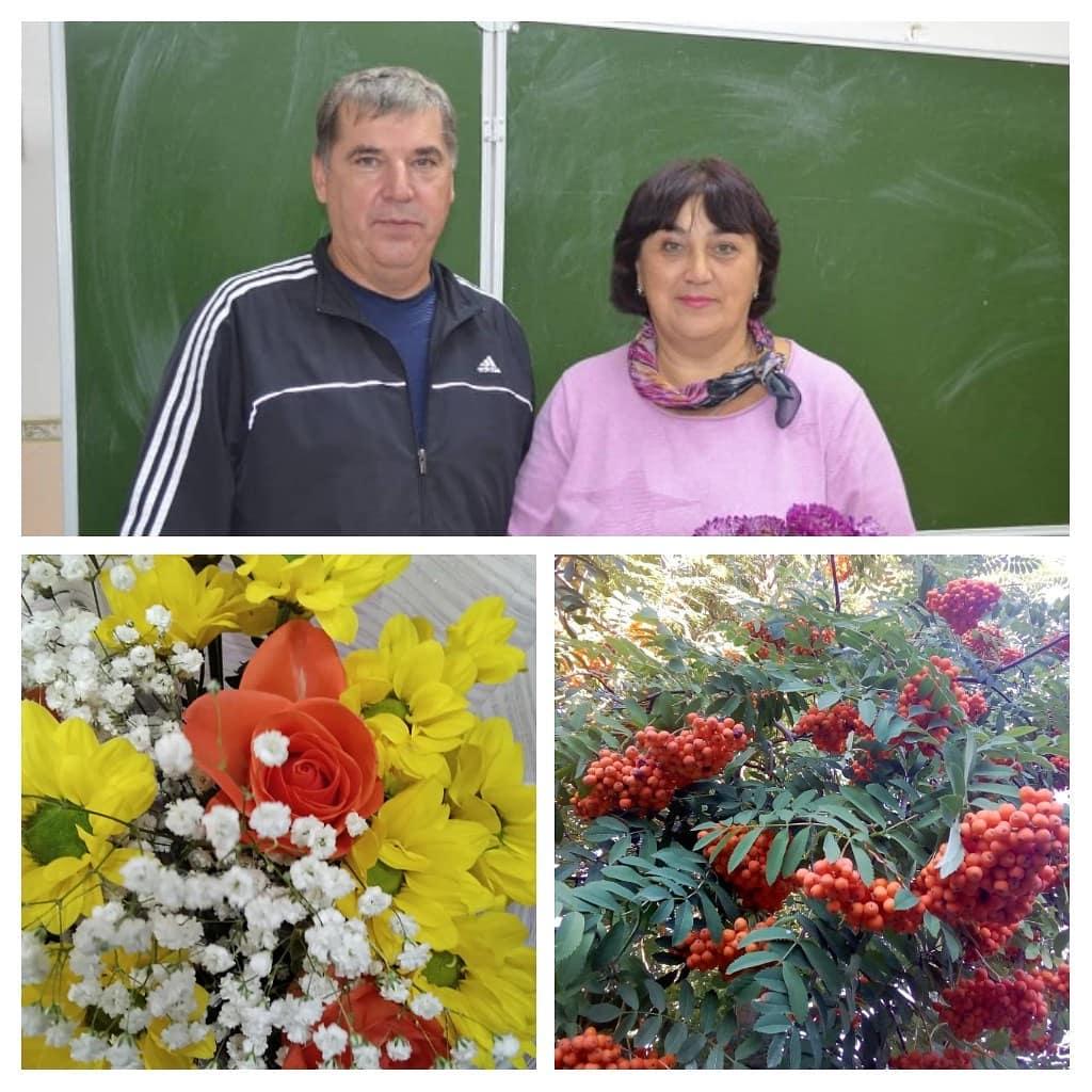 """В канун предстоящего Дня учителя школа №3 города Петровска объявила творческий марафон """"Карусель поздравлений"""""""