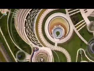 Удивительно красивый парк Краснодара
