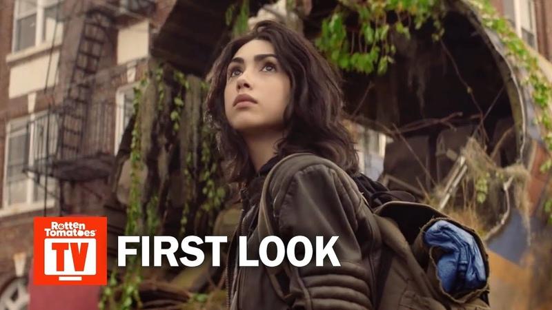 Ходячие мертвецы Мир за пределами Сезон 1 Фичуретка First Look