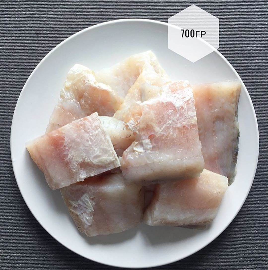 Рыбное суфле с морковью