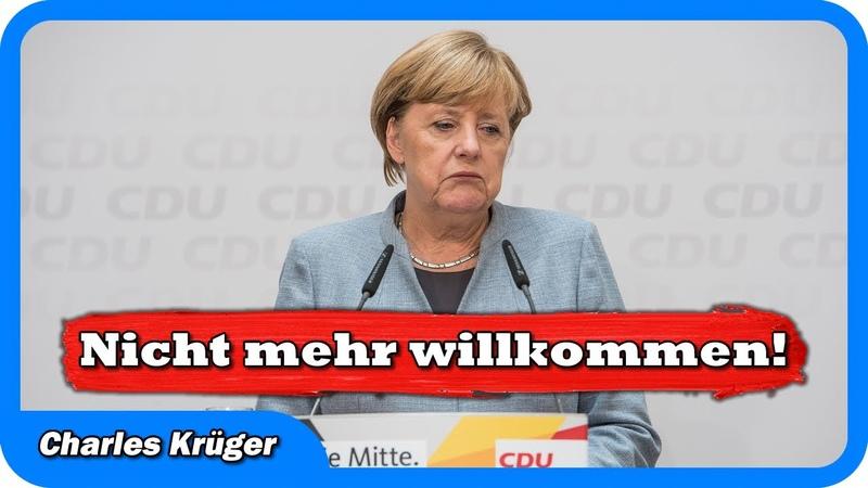 Als Antwort auf den Lockdown Bekannte Berliner Kneipe erteilt Merkel Hausverbot