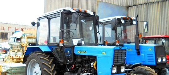 Этапы обслуживания трактора МТЗ 80