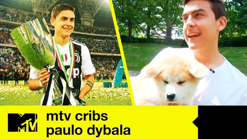 EP3 FIRST LOOK Juventus Star Paulo Dybalas Popstar Palace | MTV Cribs UK