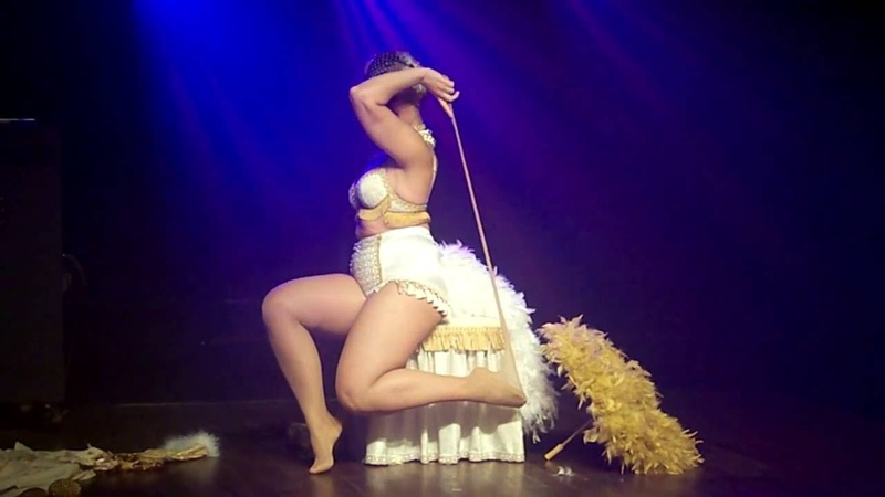 Performance By Lucky Minx From A Night with the March Hare