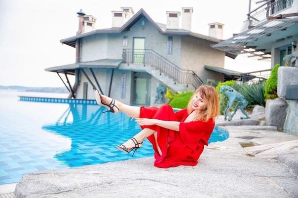 Наталья Штурм на отдыхе в Болгарии!