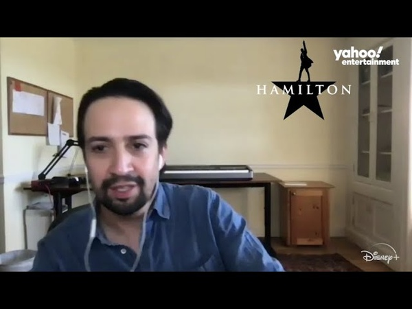 Lin Manuel Miranda and the cast and crew of 'Hamilton' on why the film version is so important