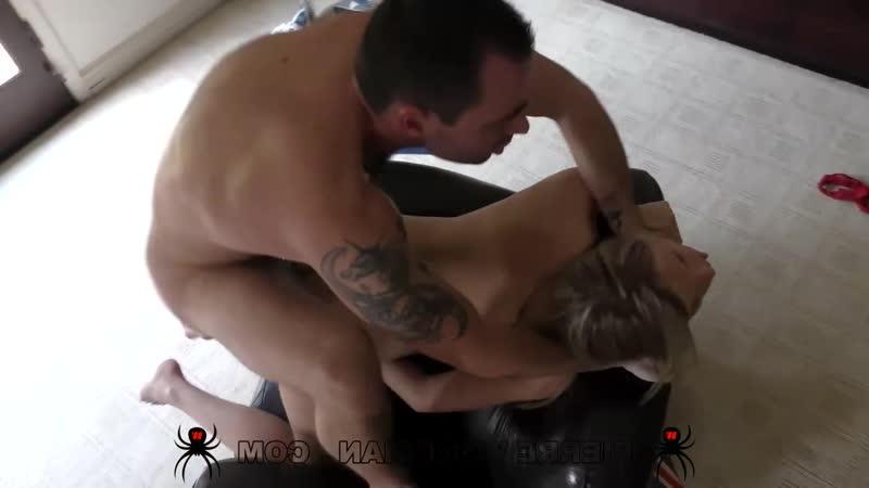 Woodman: Jillian Janson girl hardcore fuck on casting (porno, sex, couples, tits, full, xxx, cumshot, anal,