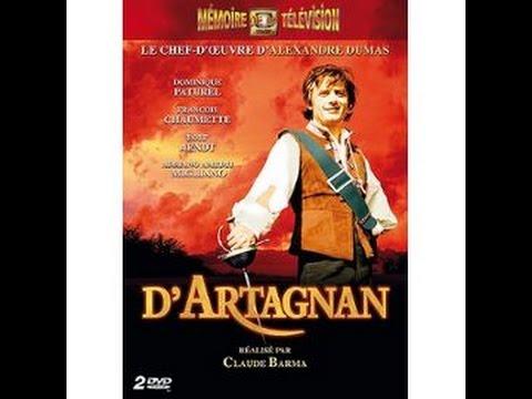 Mini série D'Artagnan 1969 époque 4 4 Le Masque de fer avec Dominique Paturel François Chaumette