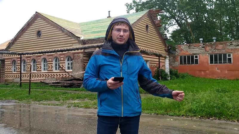 2020 ремонт крыши бани в п Лесной Шиловского р на Рязанской обл