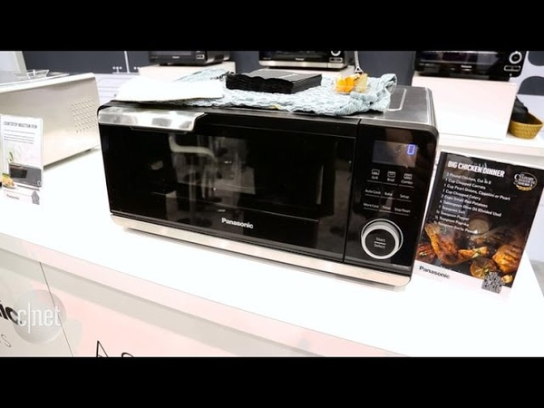Panasonic adds induction to countertop cooker
