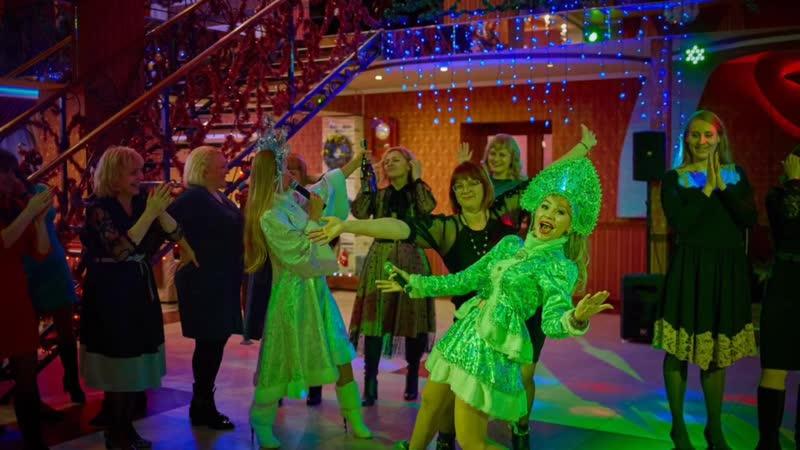 Блондинки в шоколаде и шоу балет MIX