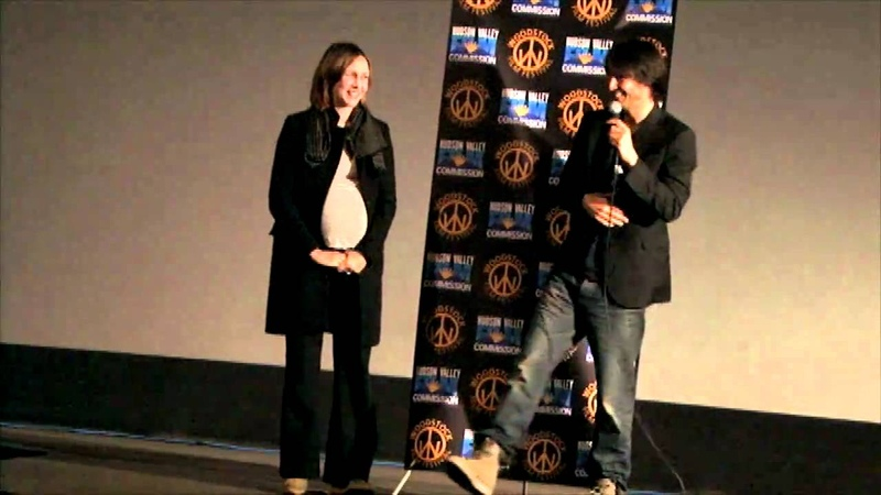Q A with Keanu Reeves and Vera Farmiga for Henry's Crime at the 2010 Woodstock Film Festival