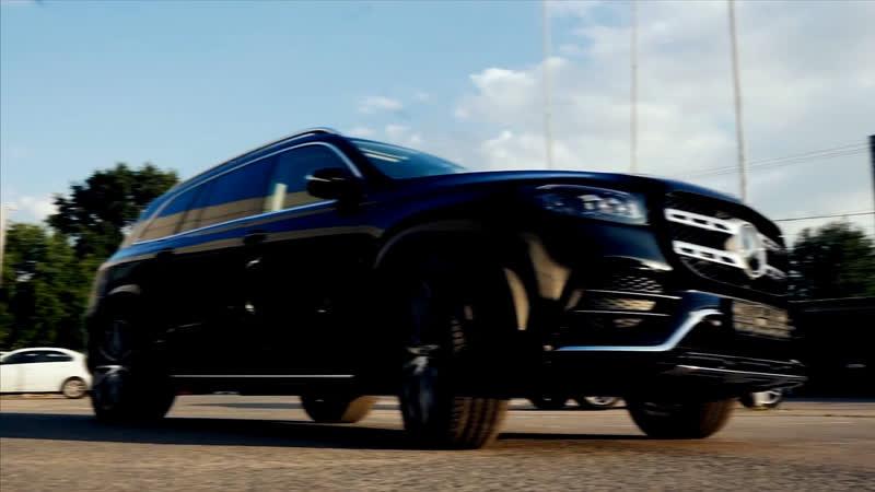 Mercedes GLS400d презентация премиального обвеса от Ronin Design