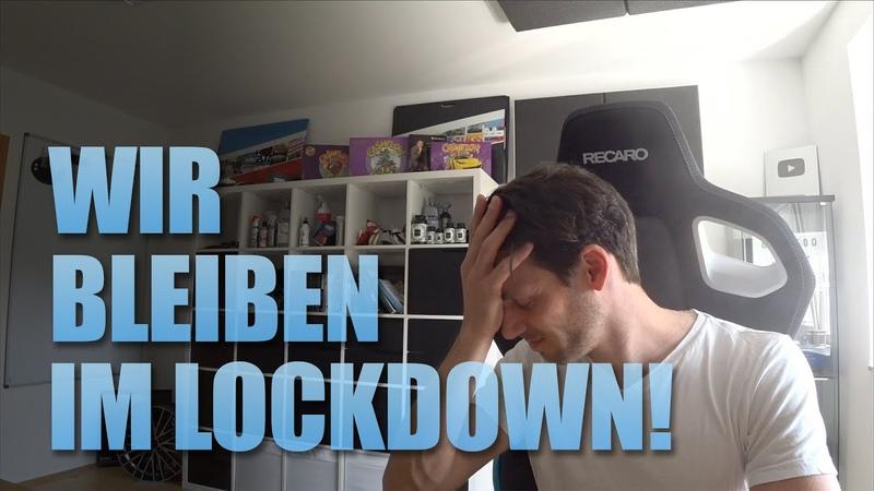 """Wir bleiben im Lockdown Derzeit """"keinerlei Öffnungen möglich"""