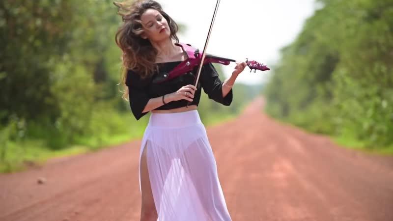 Rockabye Clean Bandit ft Sean Paul Anne Marie Electric Violin Cover ¦ Caitlin De Ville