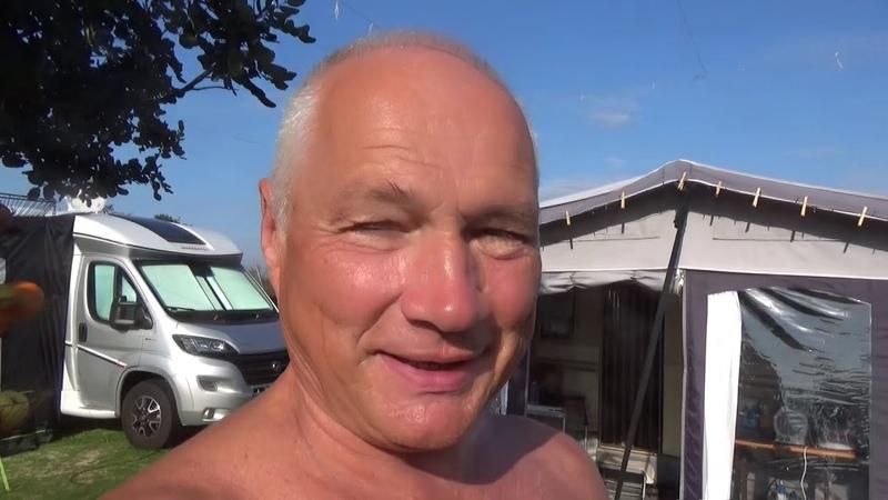 Camping 2020 Gallipoli Sonne zur Sonnenwende Sturm am Nikolaustag