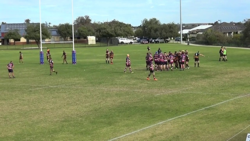 Perth Rugby and the Southern Lions 2nd Grade v Curtin
