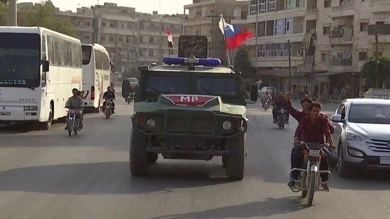 Сирийская армия приближается крайону проведения турецкой операции «Источник мира». Новости. Первый канал