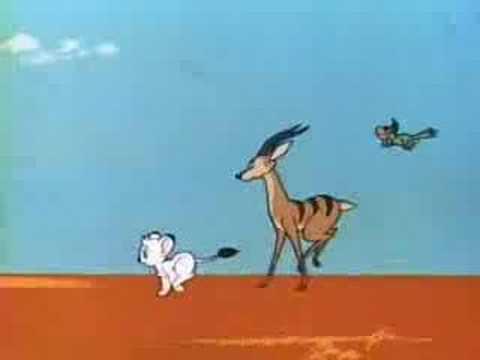 Kimba the White Lion 1965 Trailer