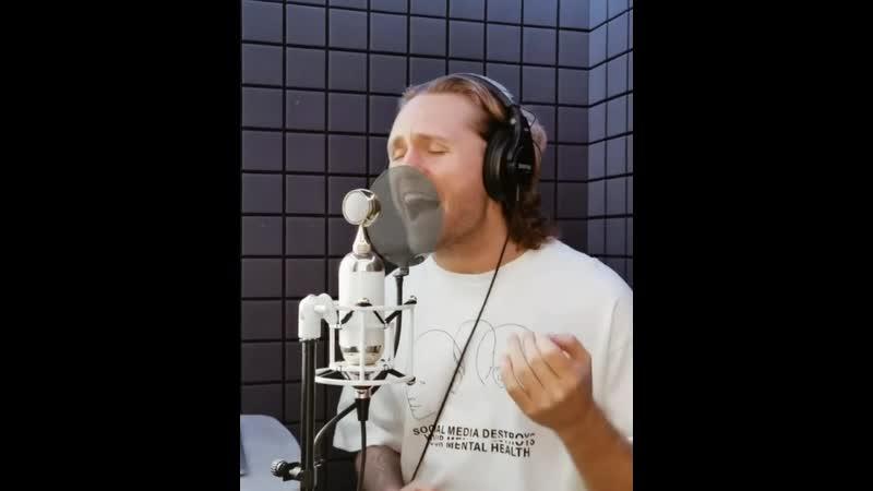 Влад Соколовский спел песню R Kelly I Believe I Can Fly