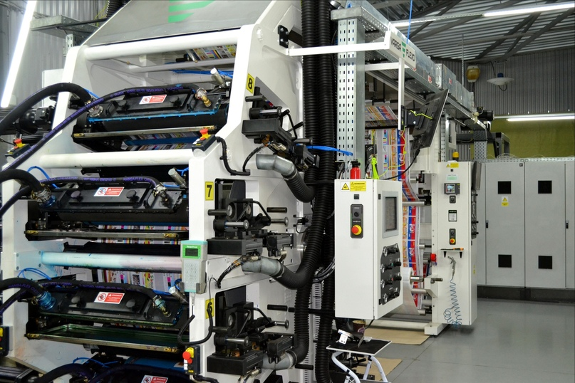 Субъект малого бизнеса ООО «ЛейблПак», специализирующийся на изготовлении гибкой упаковки с флексографической печатью